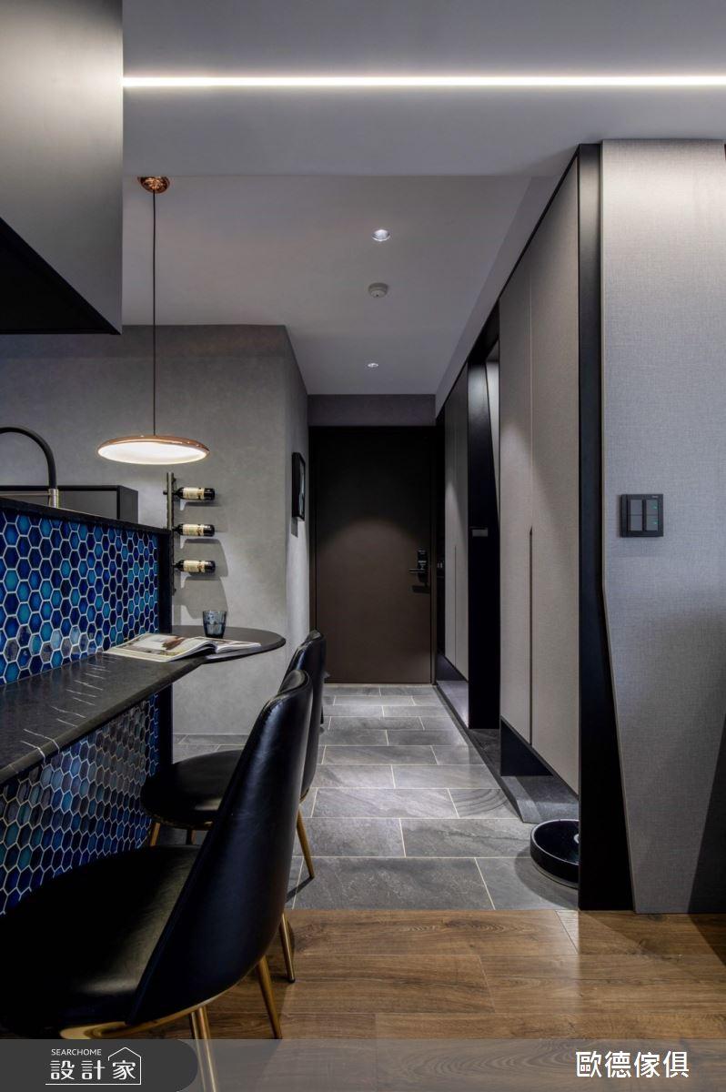 20坪新成屋(5年以下)_現代風餐廳案例圖片_台灣歐德傢俱股份有限公司_歐德_104之9