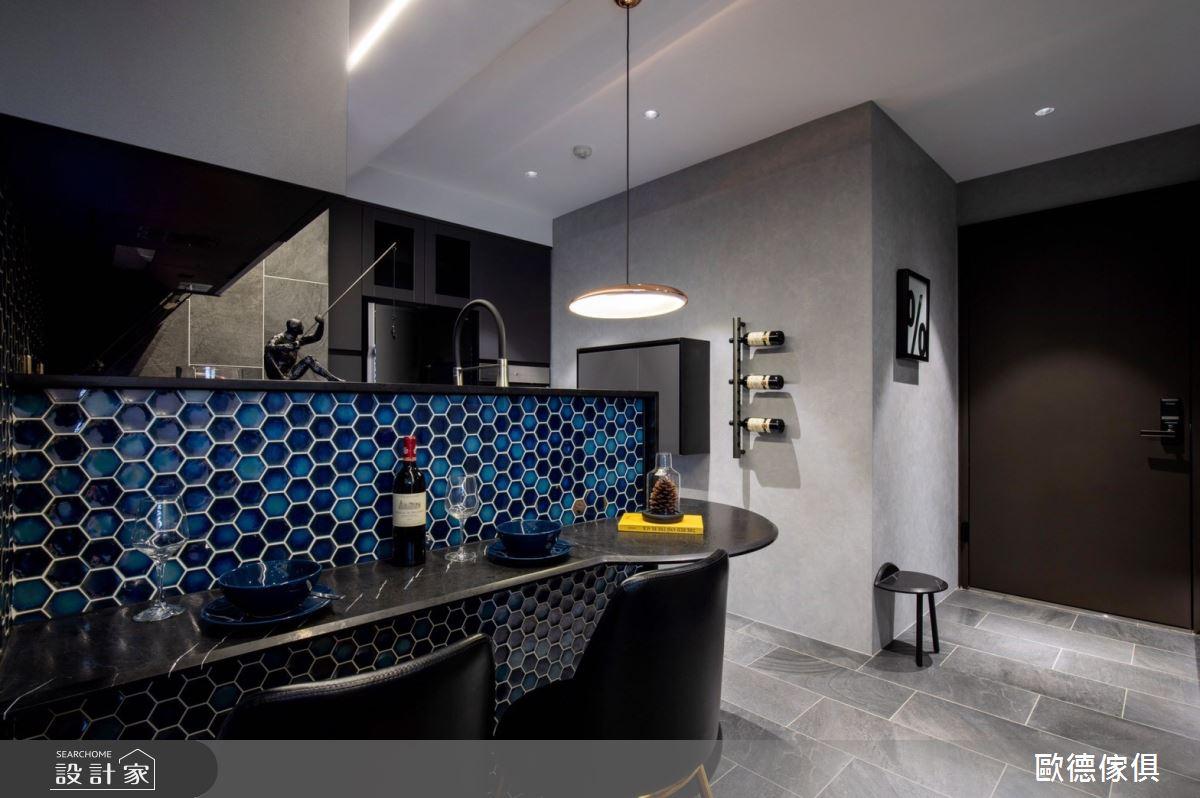 20坪新成屋(5年以下)_現代風餐廳案例圖片_台灣歐德傢俱股份有限公司_歐德_104之8