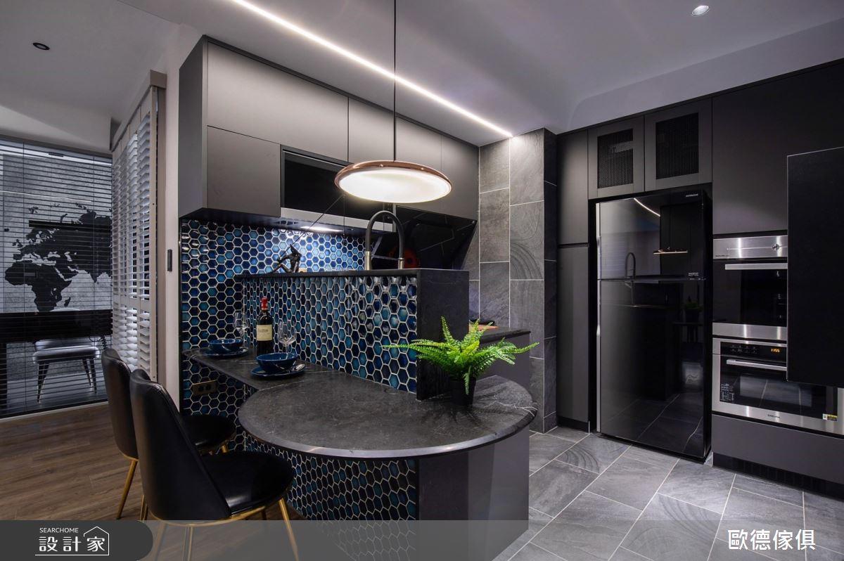 20坪新成屋(5年以下)_現代風餐廳案例圖片_台灣歐德傢俱股份有限公司_歐德_104之11