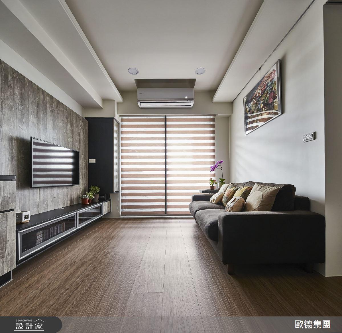 15坪新成屋(5年以下)_現代風客廳案例圖片_台灣歐德傢俱股份有限公司_歐德_112之4