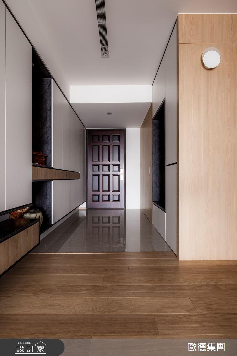 35坪新成屋(5年以下)_現代風案例圖片_台灣歐德傢俱股份有限公司_歐德_133之2