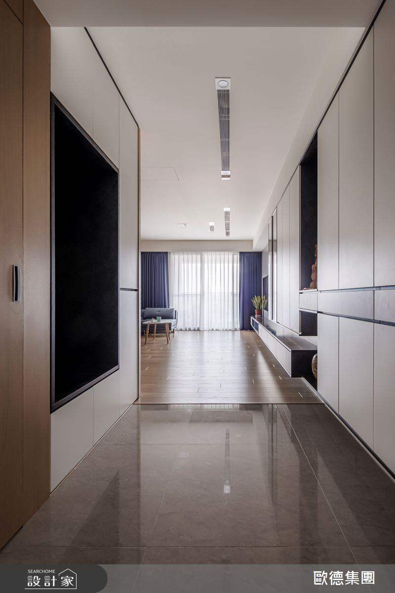 35坪新成屋(5年以下)_現代風案例圖片_台灣歐德傢俱股份有限公司_歐德_133之3