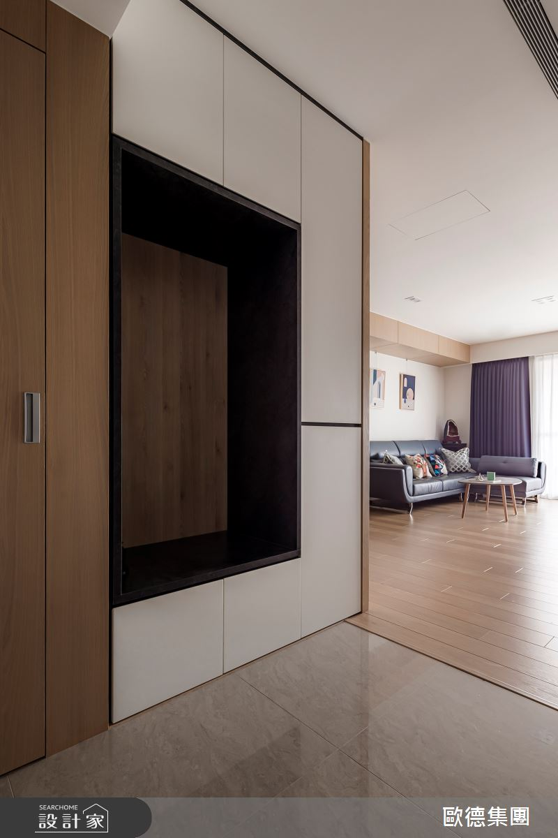35坪新成屋(5年以下)_現代風案例圖片_台灣歐德傢俱股份有限公司_歐德_133之4