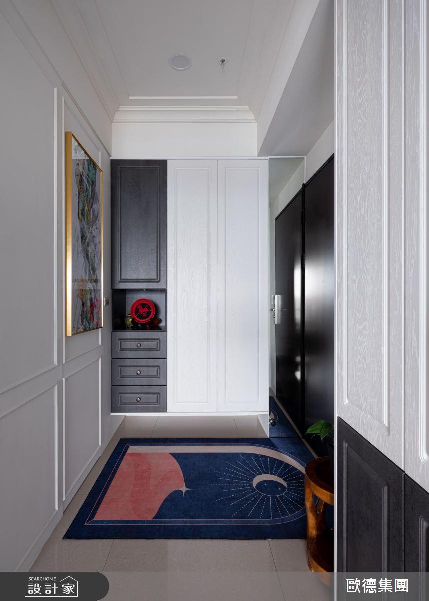 45坪新成屋(5年以下)_美式風案例圖片_台灣歐德傢俱股份有限公司_歐德_134之1