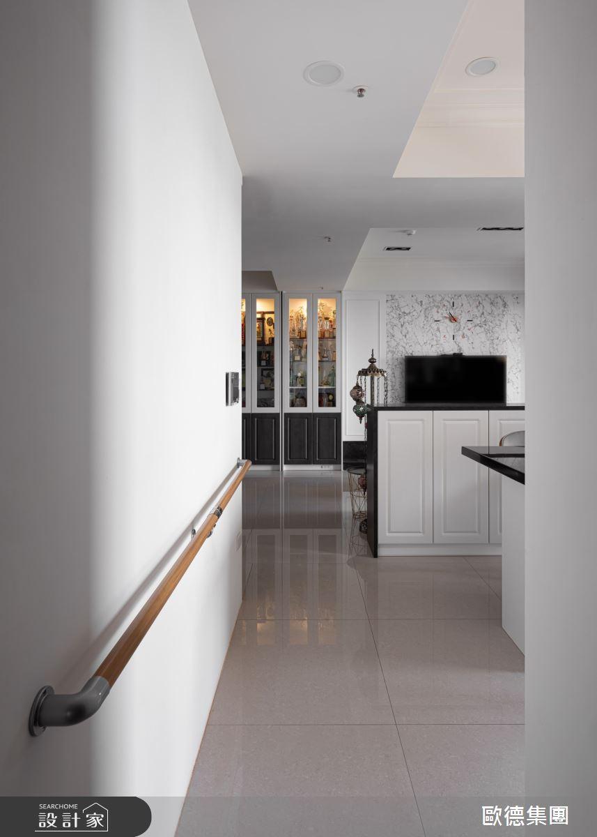 45坪新成屋(5年以下)_美式風案例圖片_台灣歐德傢俱股份有限公司_歐德_134之15