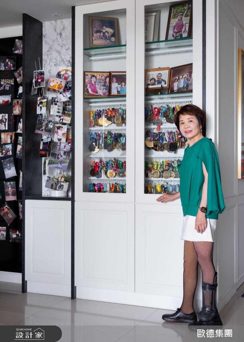 45坪新成屋(5年以下)_美式風案例圖片_台灣歐德傢俱股份有限公司_歐德_134之12