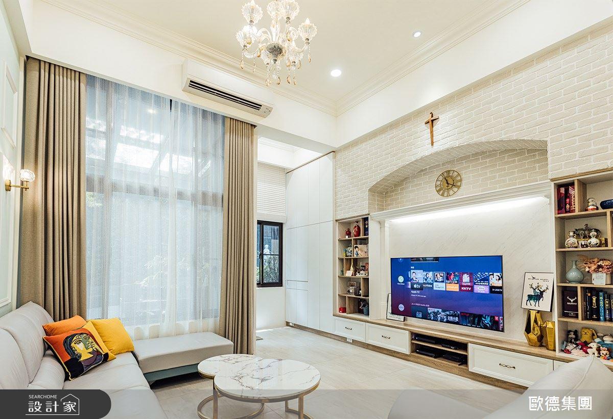 100坪新成屋(5年以下)_美式風案例圖片_台灣歐德傢俱股份有限公司_歐德_140之3