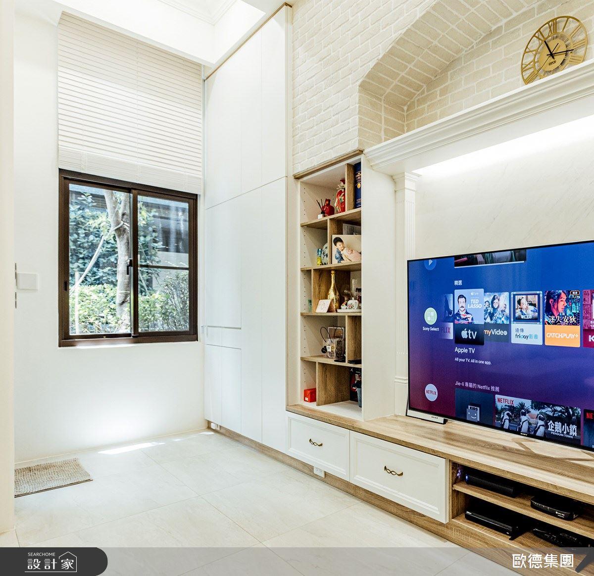 100坪新成屋(5年以下)_美式風案例圖片_台灣歐德傢俱股份有限公司_歐德_140之2