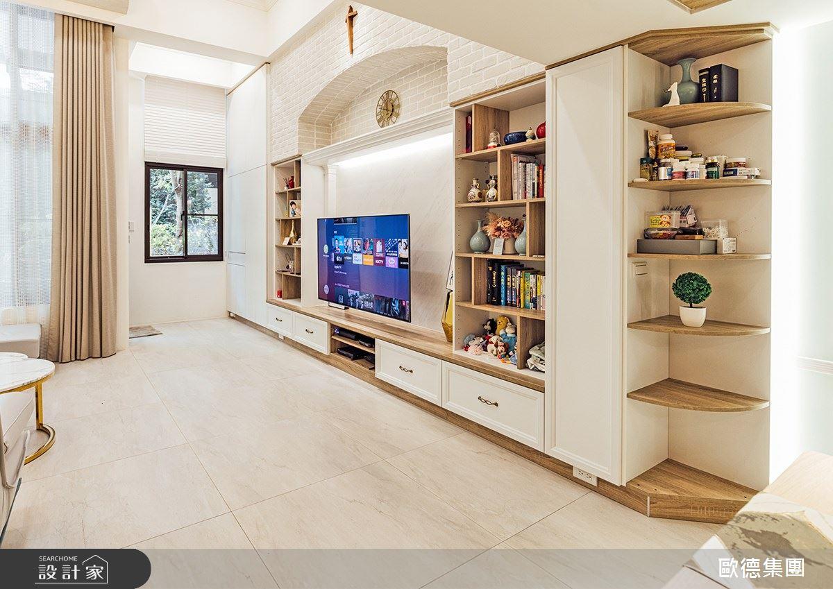 100坪新成屋(5年以下)_美式風案例圖片_台灣歐德傢俱股份有限公司_歐德_140之5