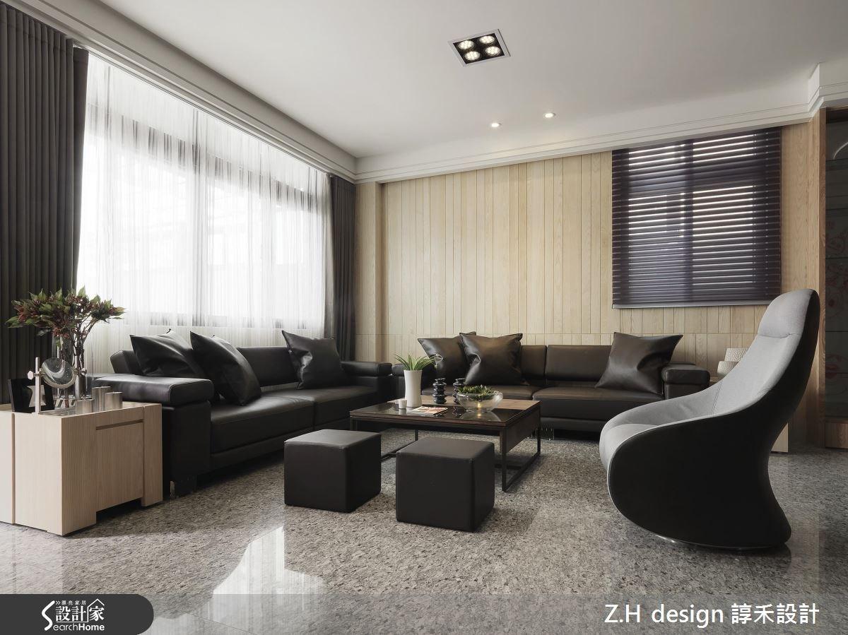100坪老屋(16~30年)_混搭風案例圖片_Z.H design 諄禾設計_諄禾_01之1