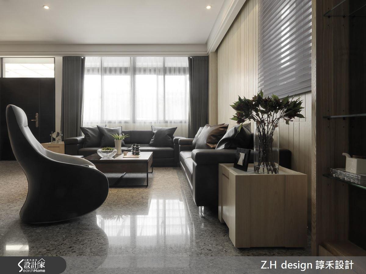 100坪老屋(16~30年)_混搭風案例圖片_Z.H design 諄禾設計_諄禾_01之2