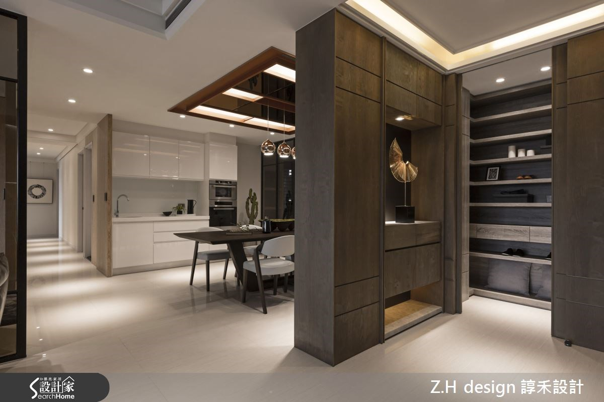 71坪新成屋(5年以下)_現代風案例圖片_Z.H design 諄禾設計_諄禾_04之2