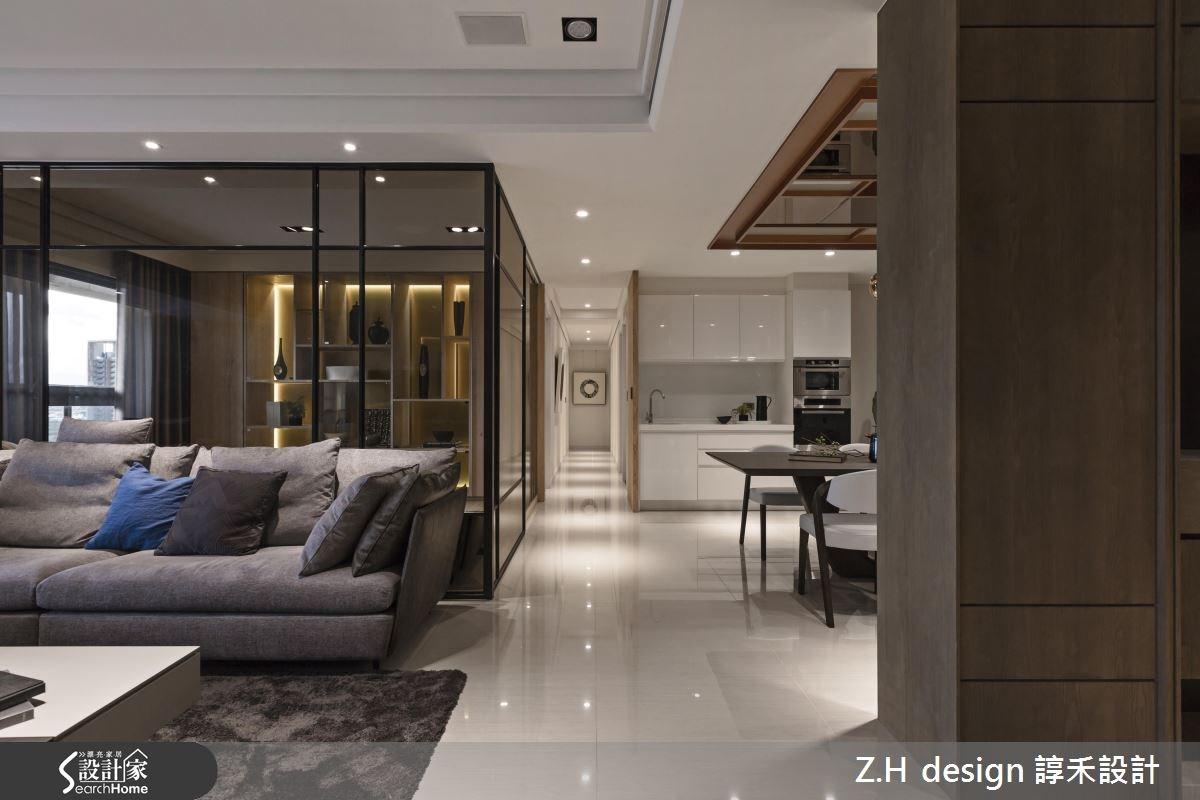 71坪新成屋(5年以下)_現代風案例圖片_Z.H design 諄禾設計_諄禾_04之3
