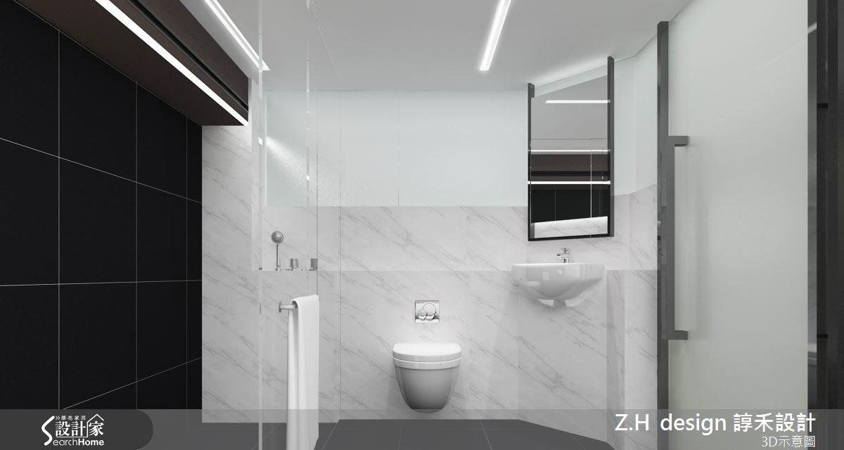 26坪新成屋(5年以下)_工業風案例圖片_Z.H design 諄禾設計_諄禾_06之6