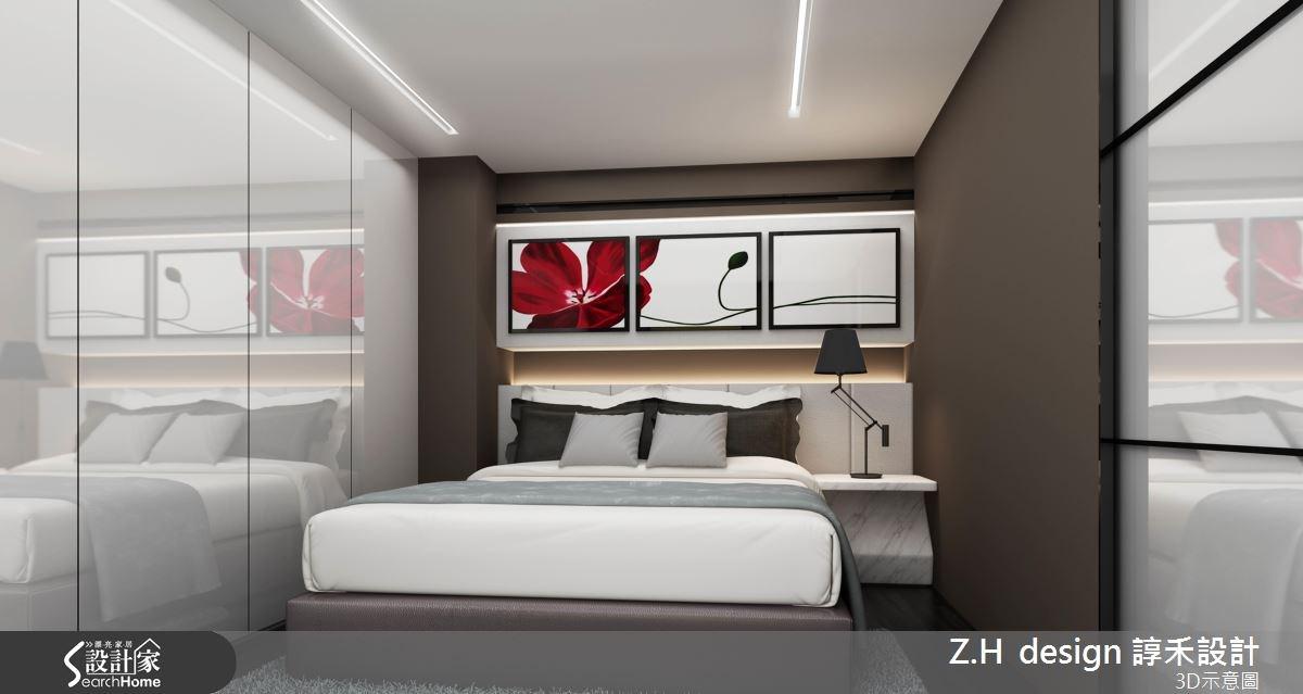 26坪新成屋(5年以下)_工業風案例圖片_Z.H design 諄禾設計_諄禾_06之7