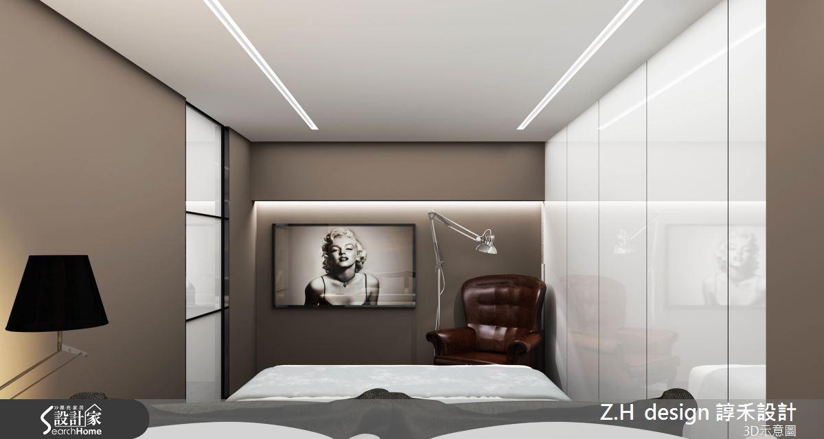 26坪新成屋(5年以下)_工業風案例圖片_Z.H design 諄禾設計_諄禾_06之8