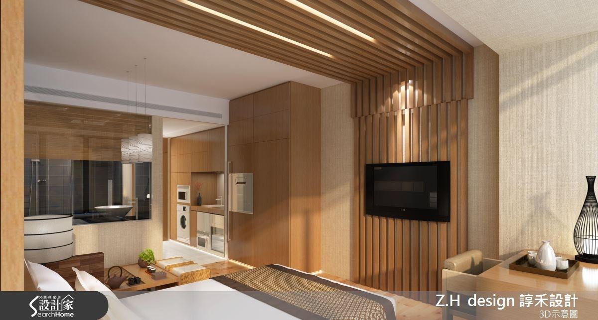 13坪新成屋(5年以下)_人文禪風案例圖片_Z.H design 諄禾設計_諄禾_07之1