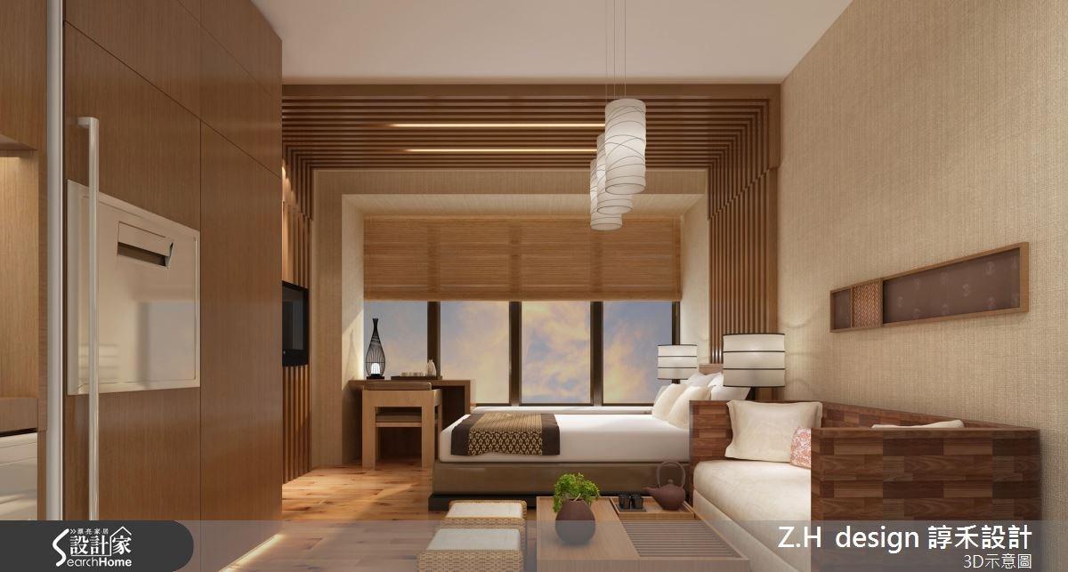 13坪新成屋(5年以下)_人文禪風案例圖片_Z.H design 諄禾設計_諄禾_07之3
