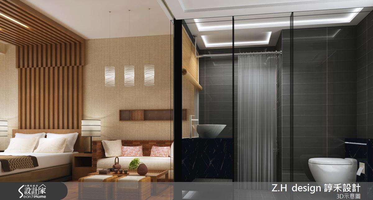 13坪新成屋(5年以下)_人文禪風案例圖片_Z.H design 諄禾設計_諄禾_07之5