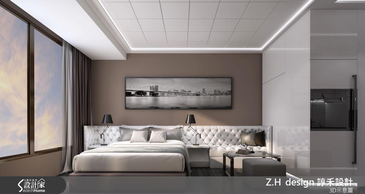 13坪新成屋(5年以下)_奢華風案例圖片_Z.H design 諄禾設計_諄禾_08之3