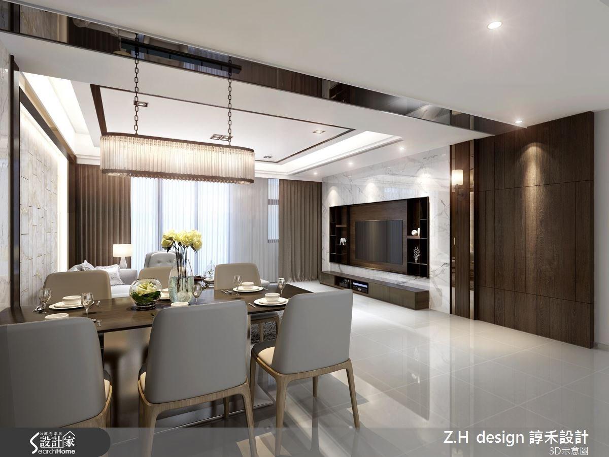 78坪新成屋(5年以下)_現代風案例圖片_Z.H design 諄禾設計_諄禾_10之2