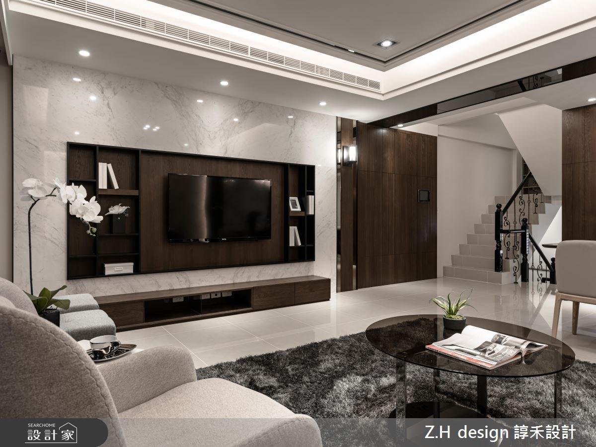 78坪新成屋(5年以下)_現代風案例圖片_Z.H design 諄禾設計_諄禾_12之2