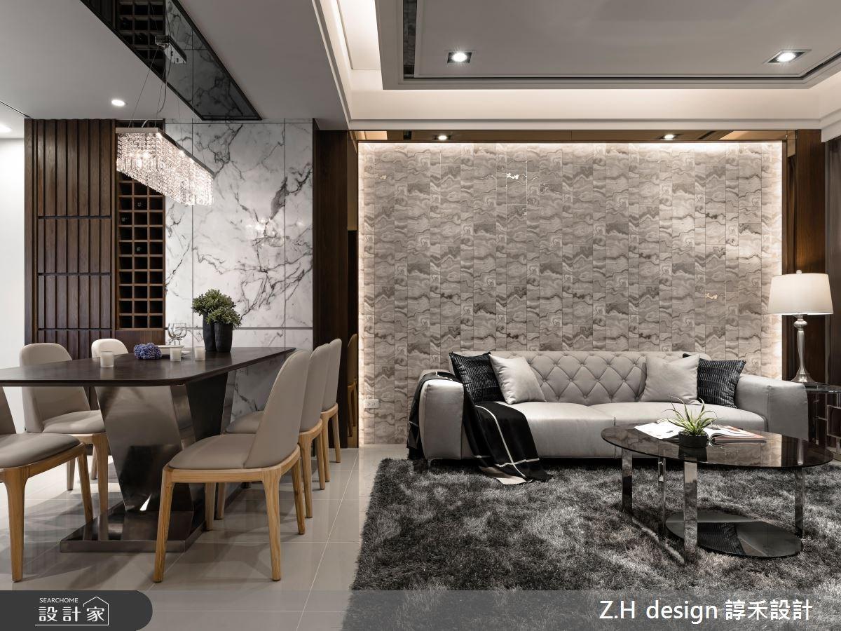 78坪新成屋(5年以下)_現代風案例圖片_Z.H design 諄禾設計_諄禾_12之3