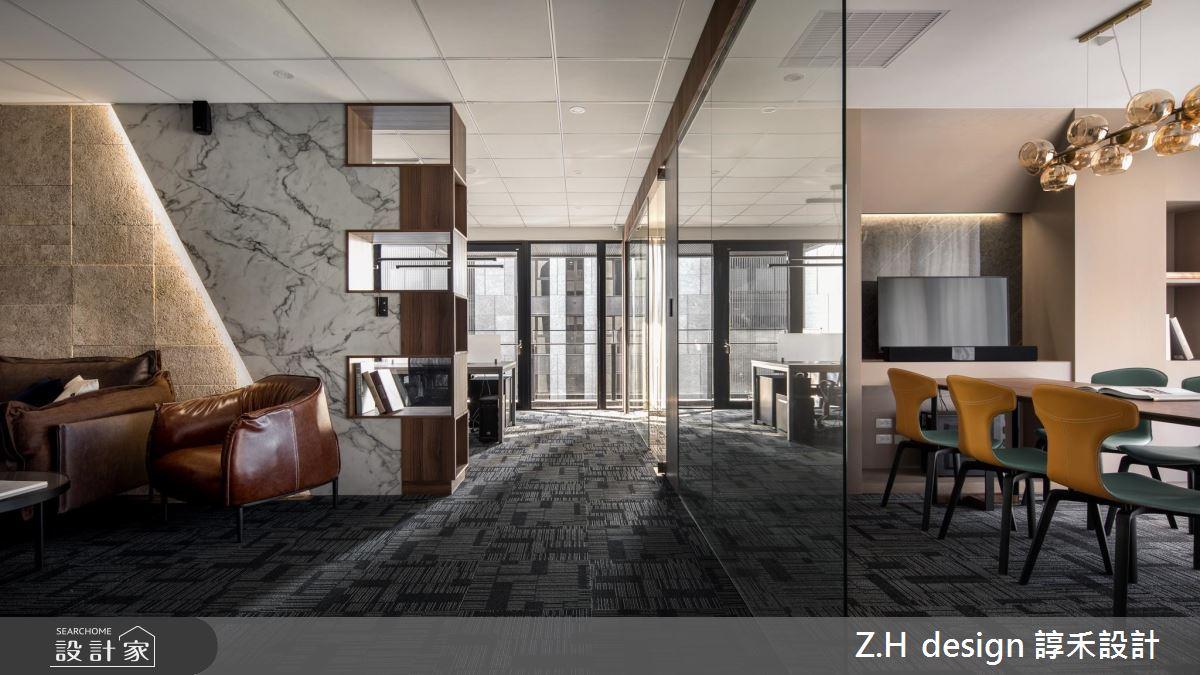 走進室內設計師的辦公室,日光、質感遍佈的靈感基地
