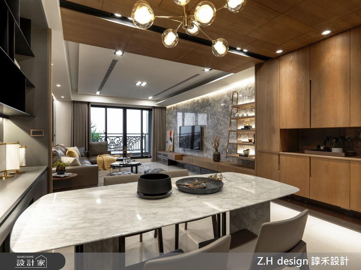 46坪新成屋(5年以下)_現代風案例圖片_Z.H design 諄禾設計_諄禾_15之4