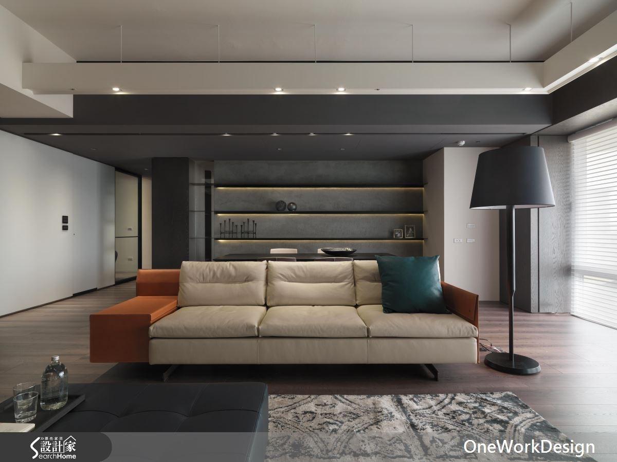 38坪新成屋(5年以下)_簡約風案例圖片_工一設計有限公司_工一_03之1
