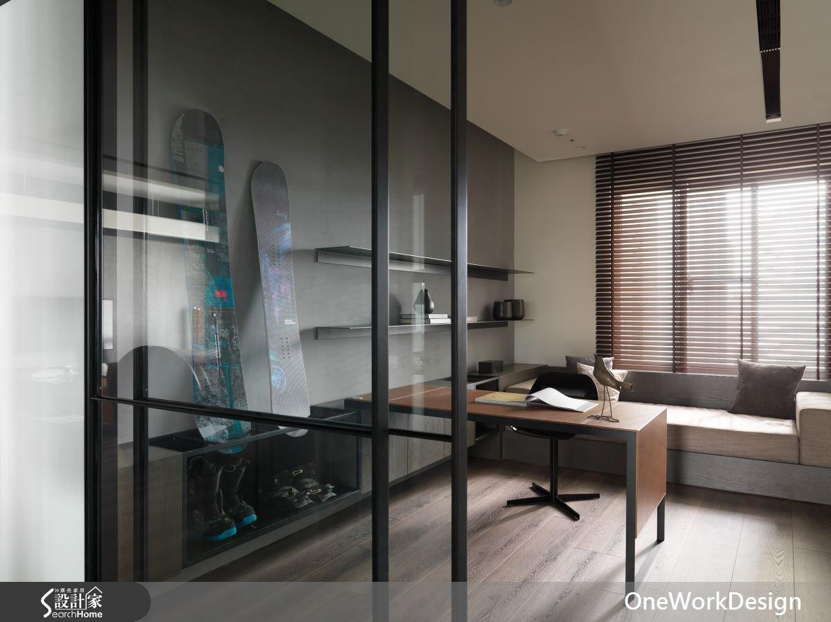38坪新成屋(5年以下)_簡約風案例圖片_工一設計有限公司_工一_03之3