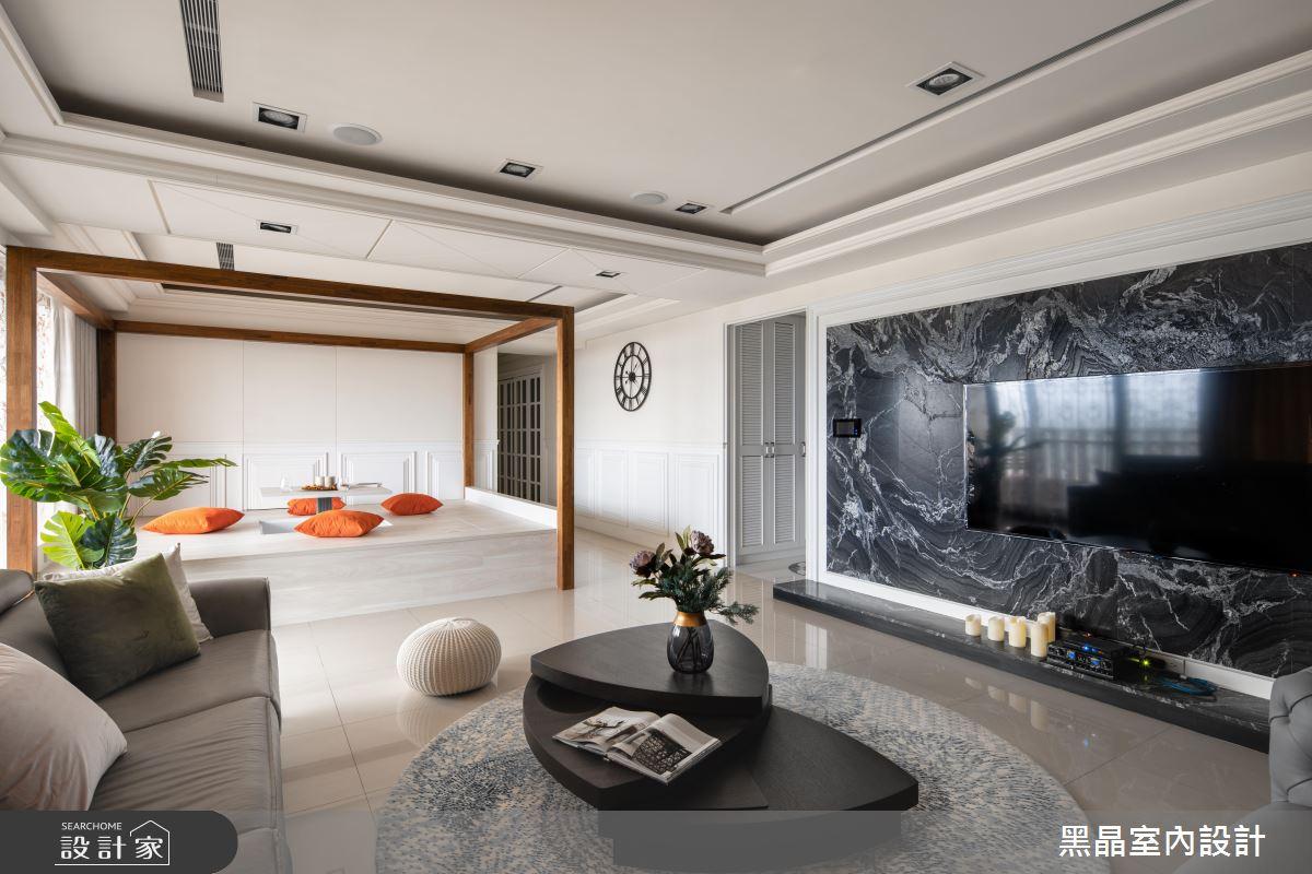 把自己寵上天!Villa 發呆亭、好萊塢女星更衣室全搬進新古典宅!