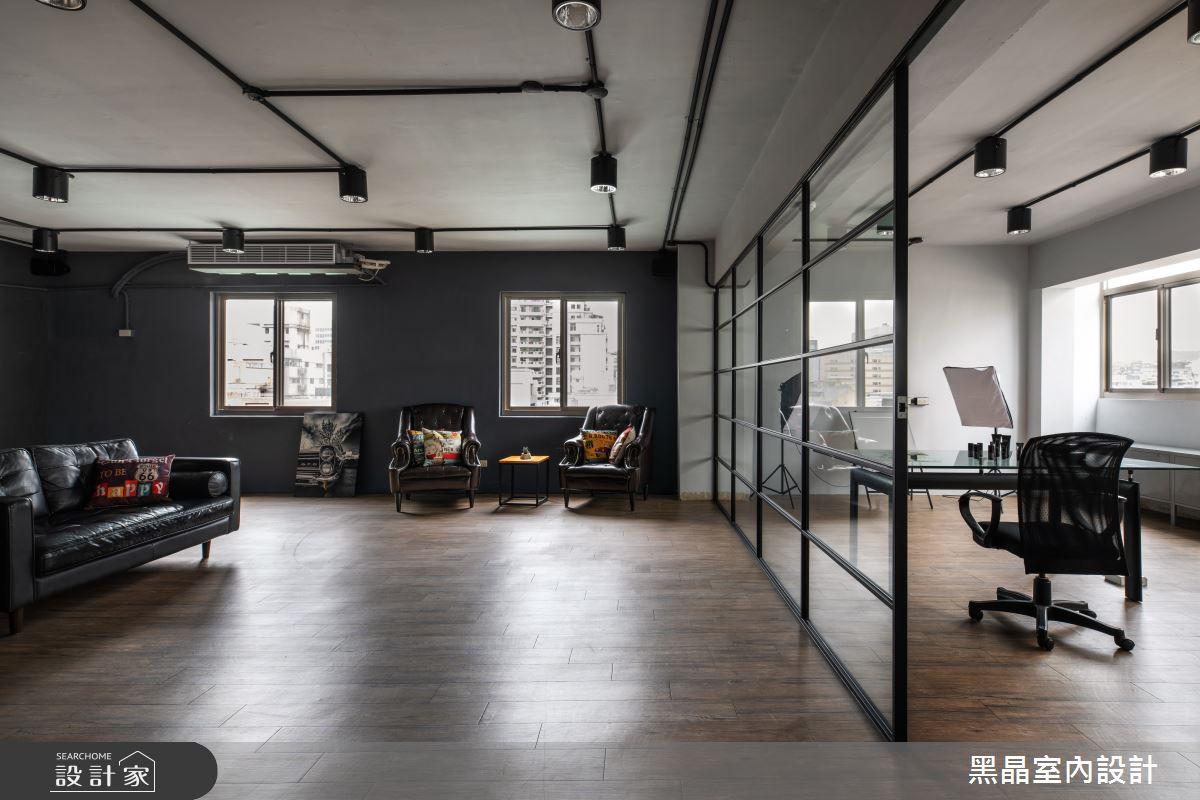 120坪老屋(31~40年)_工業風商業空間案例圖片_黑晶室內設計_黑晶_22之4