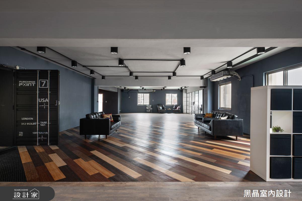 120坪老屋(31~40年)_工業風商業空間案例圖片_黑晶室內設計_黑晶_22之5