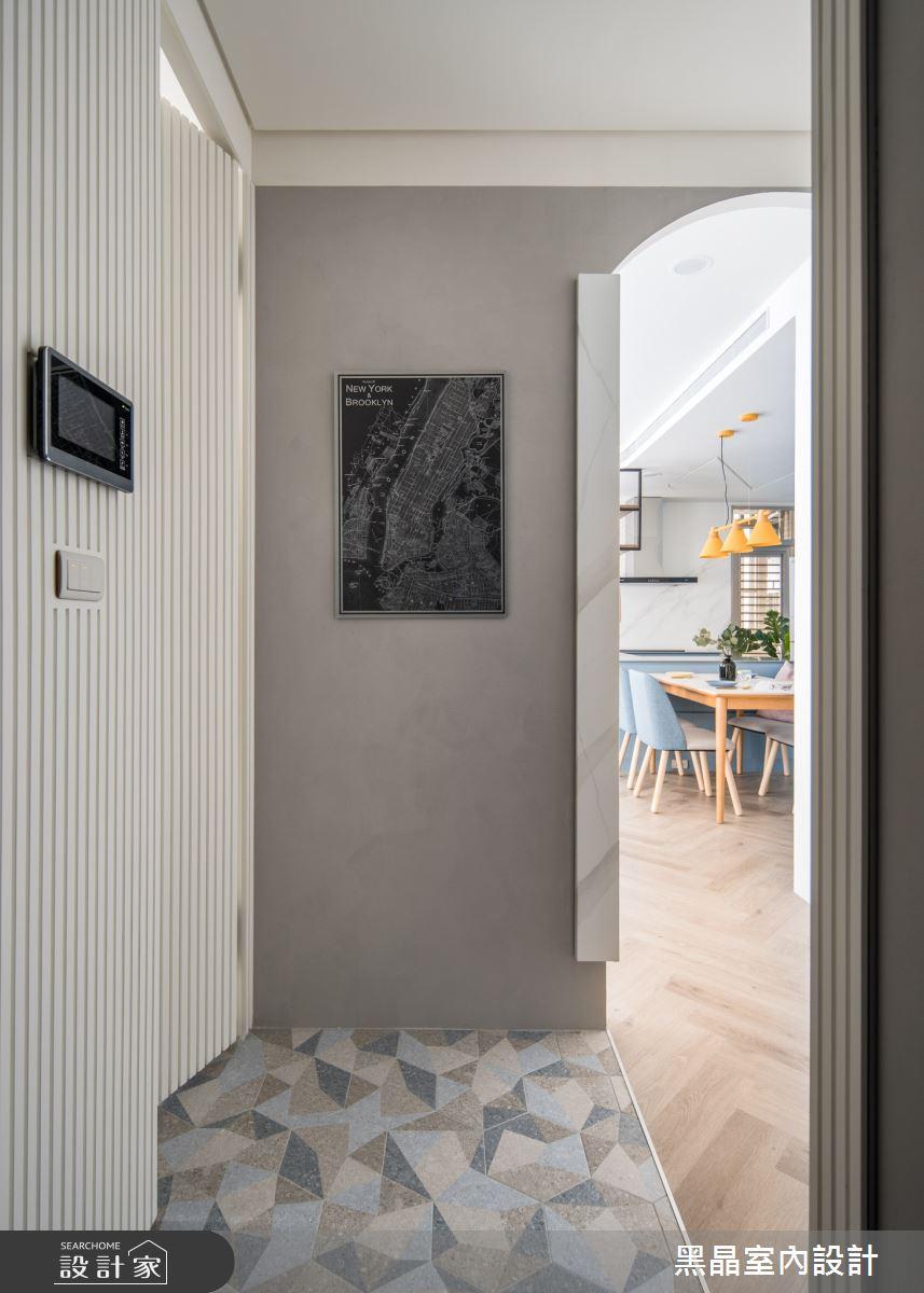 26坪中古屋(5~15年)_北歐風案例圖片_黑晶室內設計_黑晶_41之2
