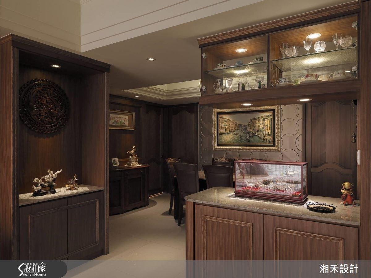 40坪新成屋(5年以下)_新古典案例圖片_湘禾國際設計_湘禾_02之1
