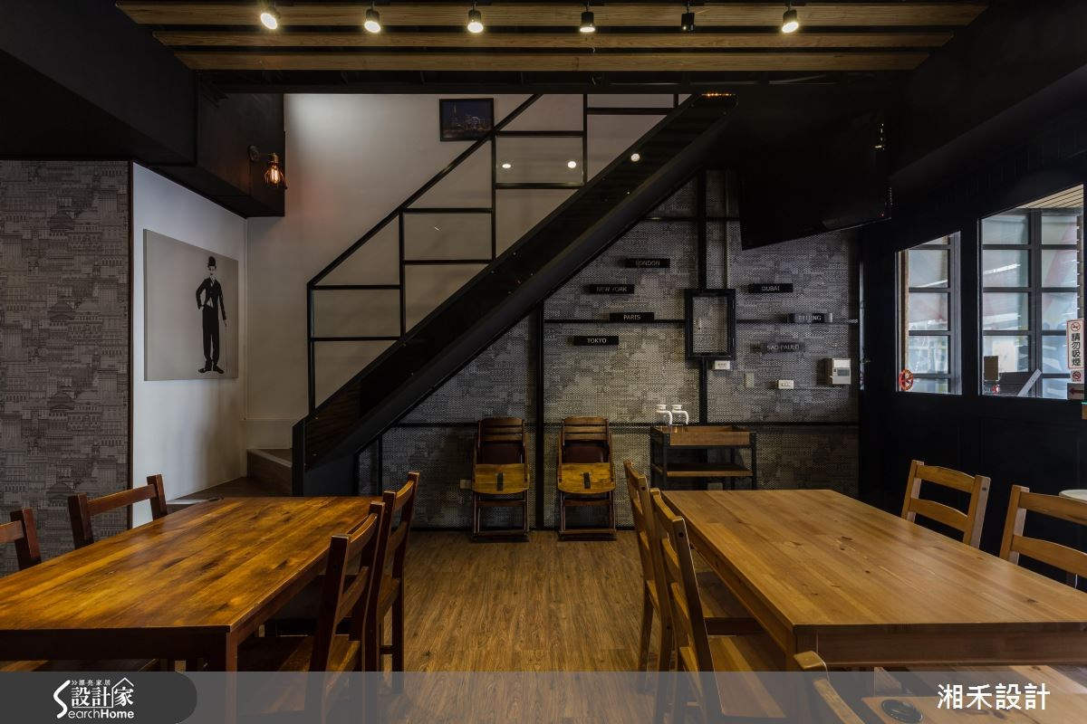 30坪老屋(16~30年)_工業風案例圖片_湘禾國際設計_湘禾_03之9