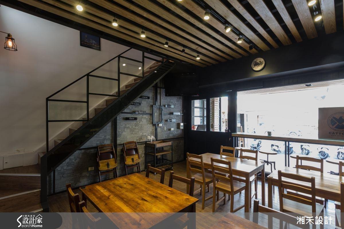 30坪老屋(16~30年)_工業風案例圖片_湘禾國際設計_湘禾_03之12