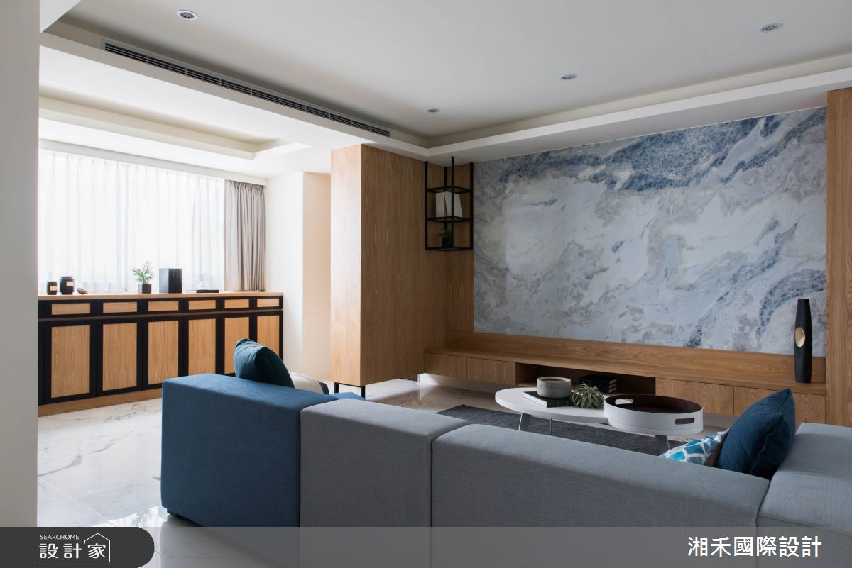 30坪中古屋(5~15年)_現代風案例圖片_湘禾國際設計_湘禾_05之2