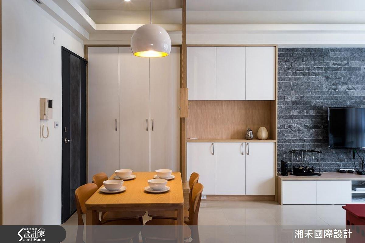 22坪新成屋(5年以下)_休閒風餐廳案例圖片_湘禾國際設計_湘禾_08之7