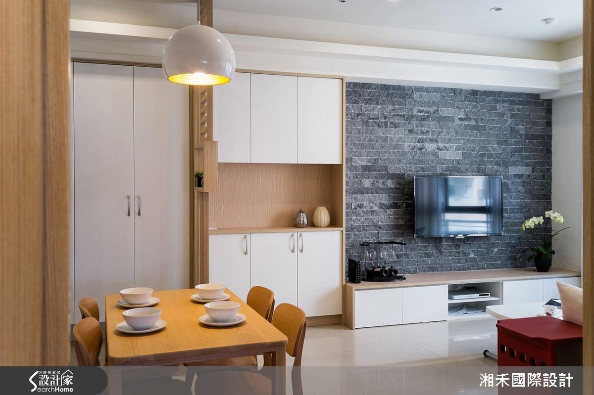 22坪新成屋(5年以下)_休閒風餐廳案例圖片_湘禾國際設計_湘禾_08之8