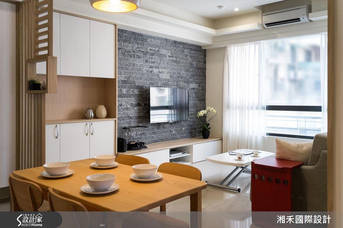 22坪新成屋(5年以下)_休閒風餐廳案例圖片_湘禾國際設計_湘禾_08之9