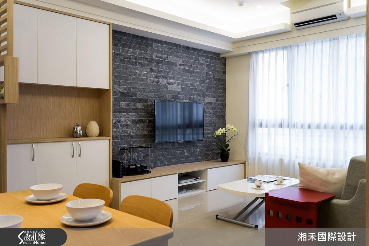 22坪新成屋(5年以下)_休閒風餐廳案例圖片_湘禾國際設計_湘禾_08之10