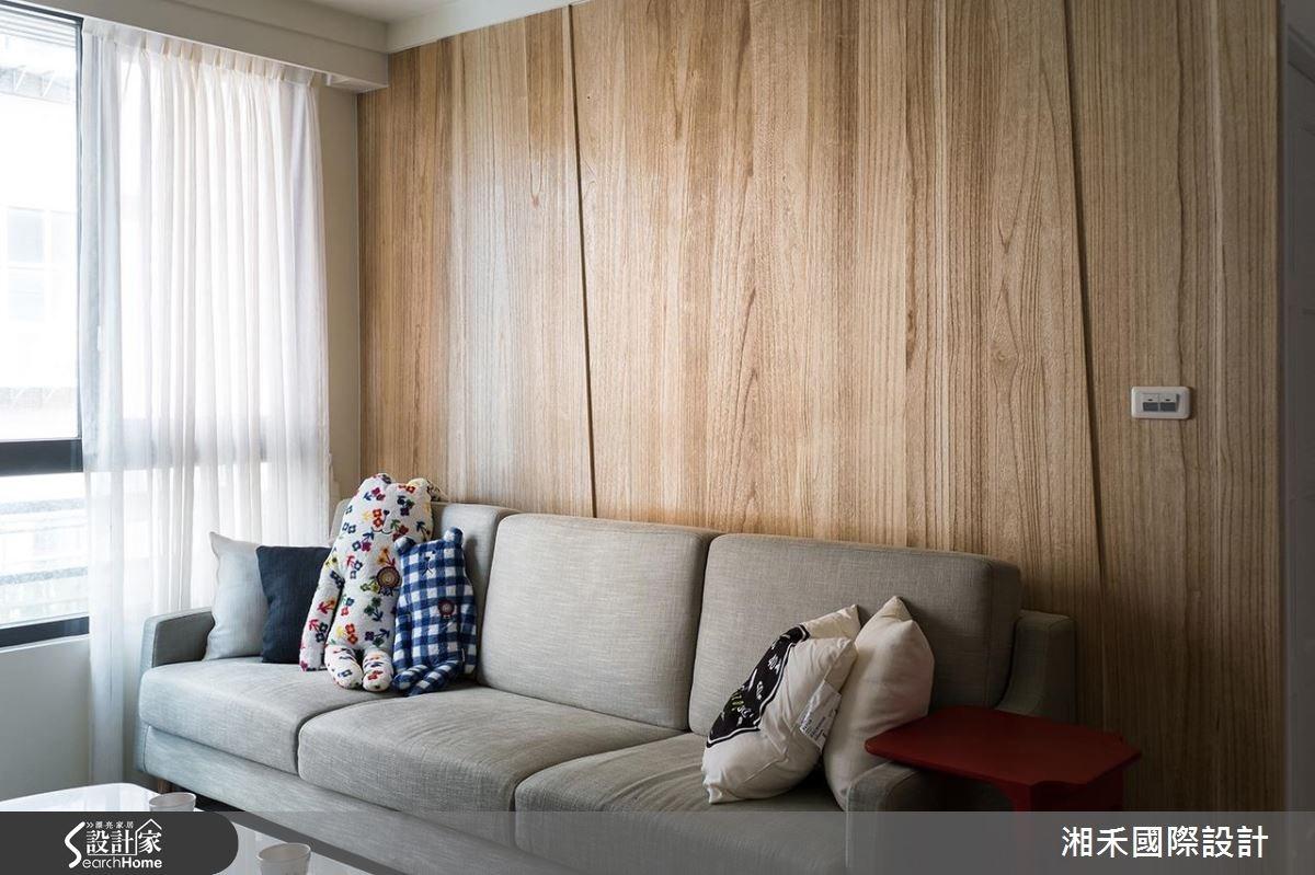 22坪新成屋(5年以下)_休閒風客廳案例圖片_湘禾國際設計_湘禾_08之13