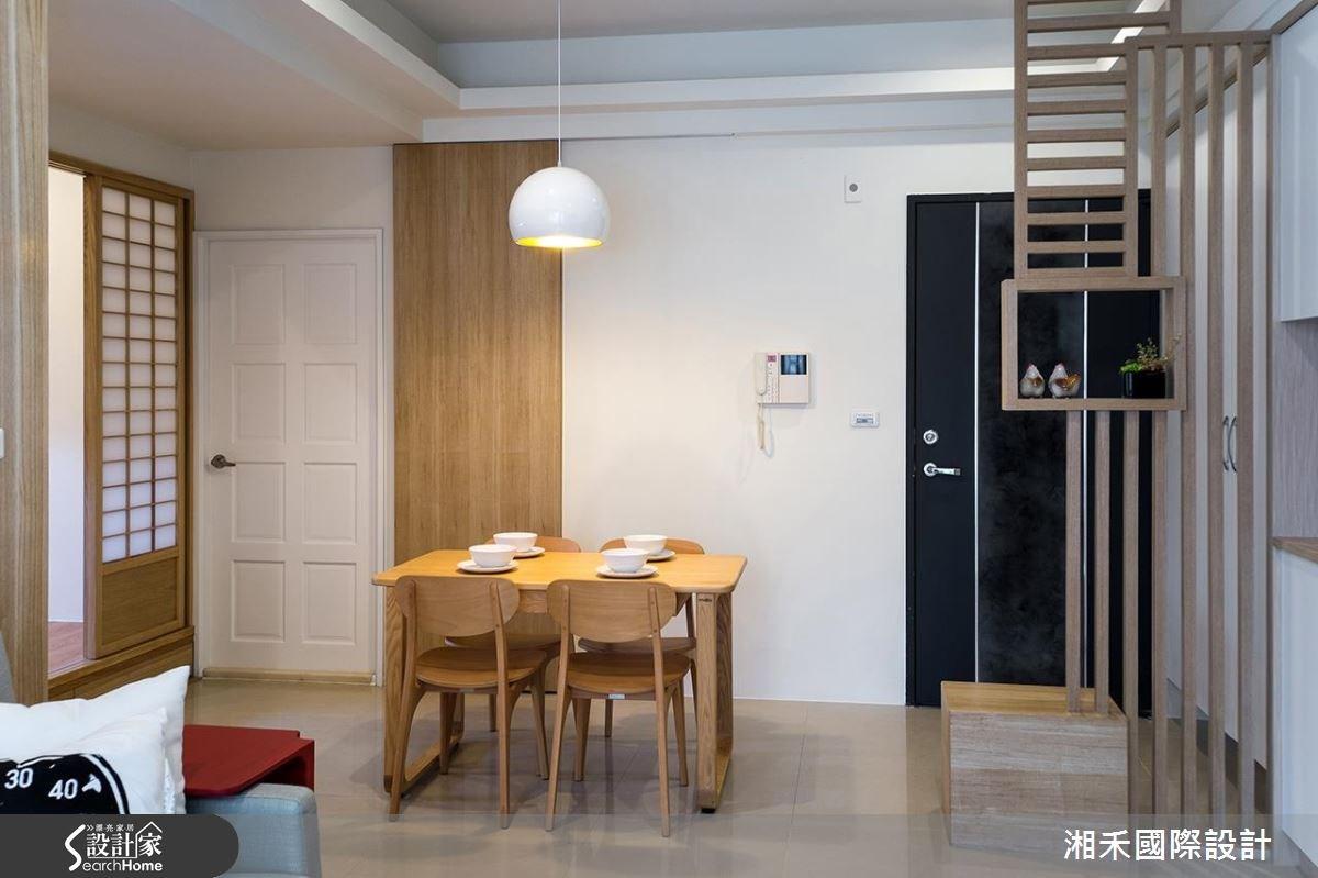 22坪新成屋(5年以下)_休閒風餐廳案例圖片_湘禾國際設計_湘禾_08之14