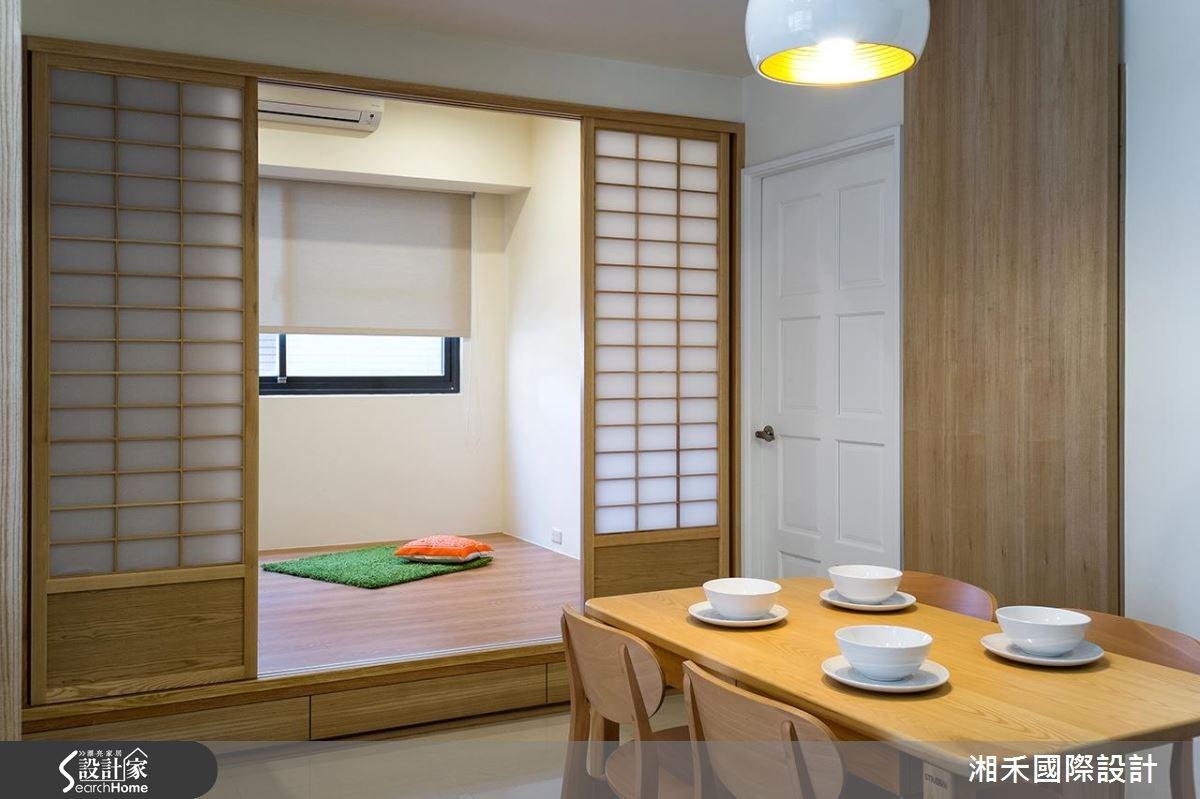 22坪新成屋(5年以下)_休閒風餐廳案例圖片_湘禾國際設計_湘禾_08之16