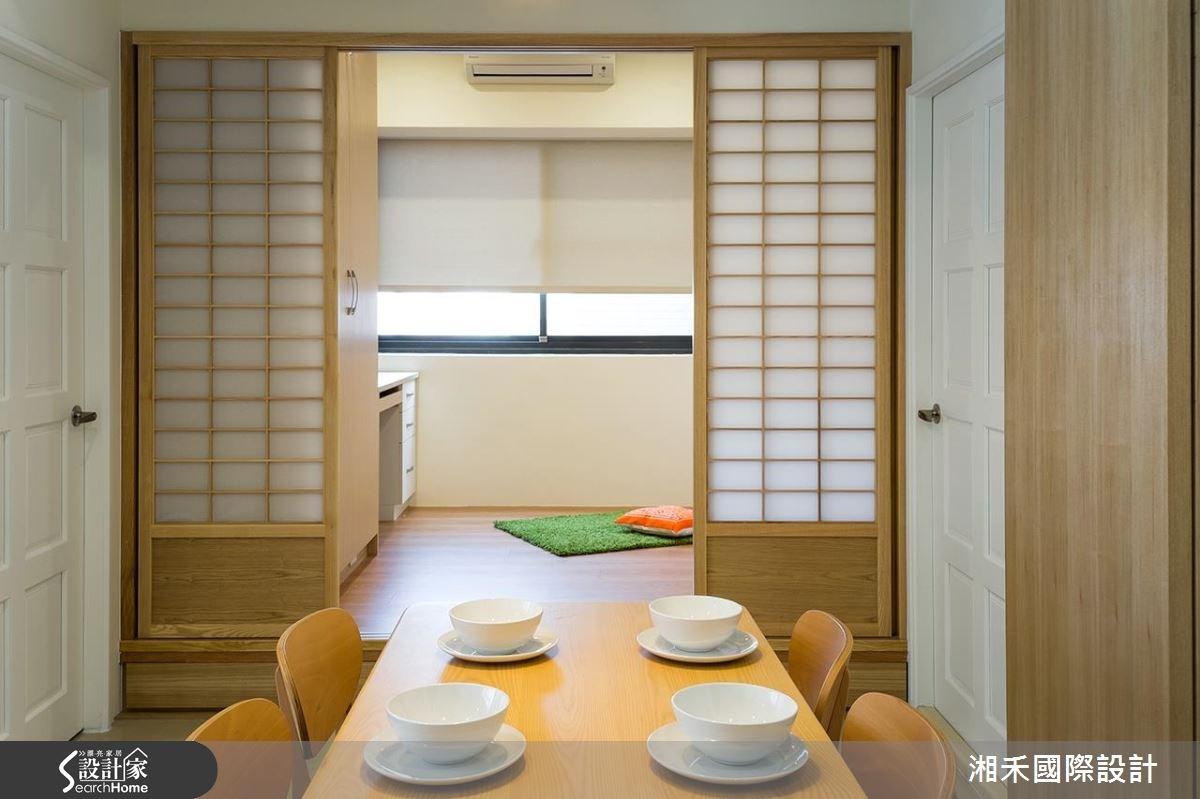 22坪新成屋(5年以下)_休閒風餐廳案例圖片_湘禾國際設計_湘禾_08之17