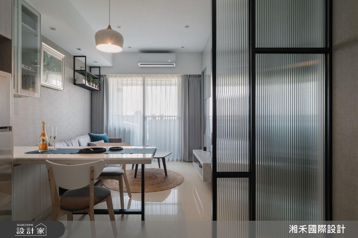 20坪新成屋(5年以下)_現代風餐廳案例圖片_湘禾國際設計_湘禾_11之2