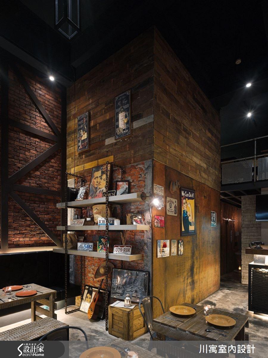 中古屋(5~15年)_工業風案例圖片_川寓室內裝修設計工程有限公司_川寓_04之4