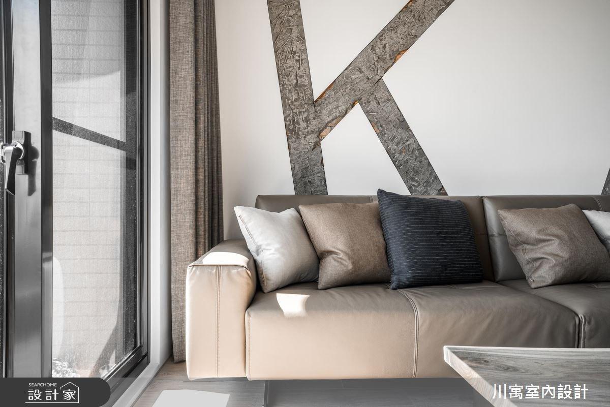 27坪新成屋(5年以下)_工業風案例圖片_川寓室內裝修設計工程有限公司_川寓_07之4